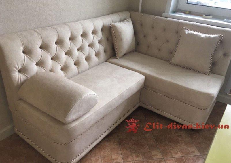 диван для маленькой кухни