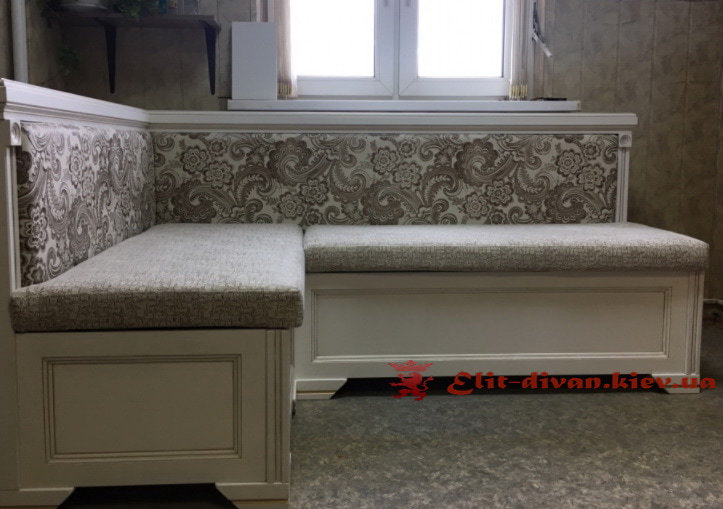 изготовление диванов в кухню