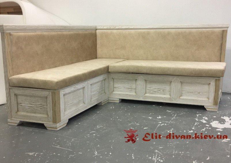 белый диван для кухни Украина