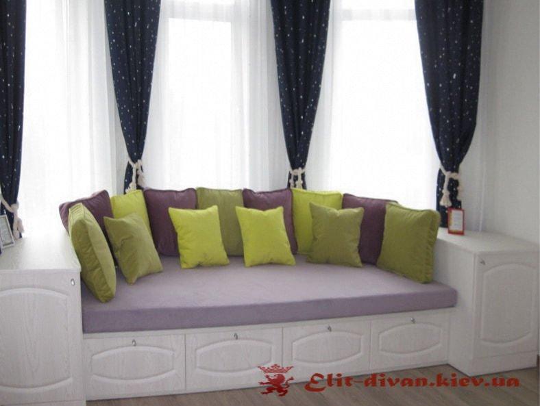 мягкая мебель для кухни под заказ в Киеве