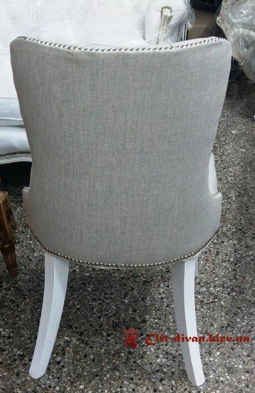стул без подлокотников вид сзади