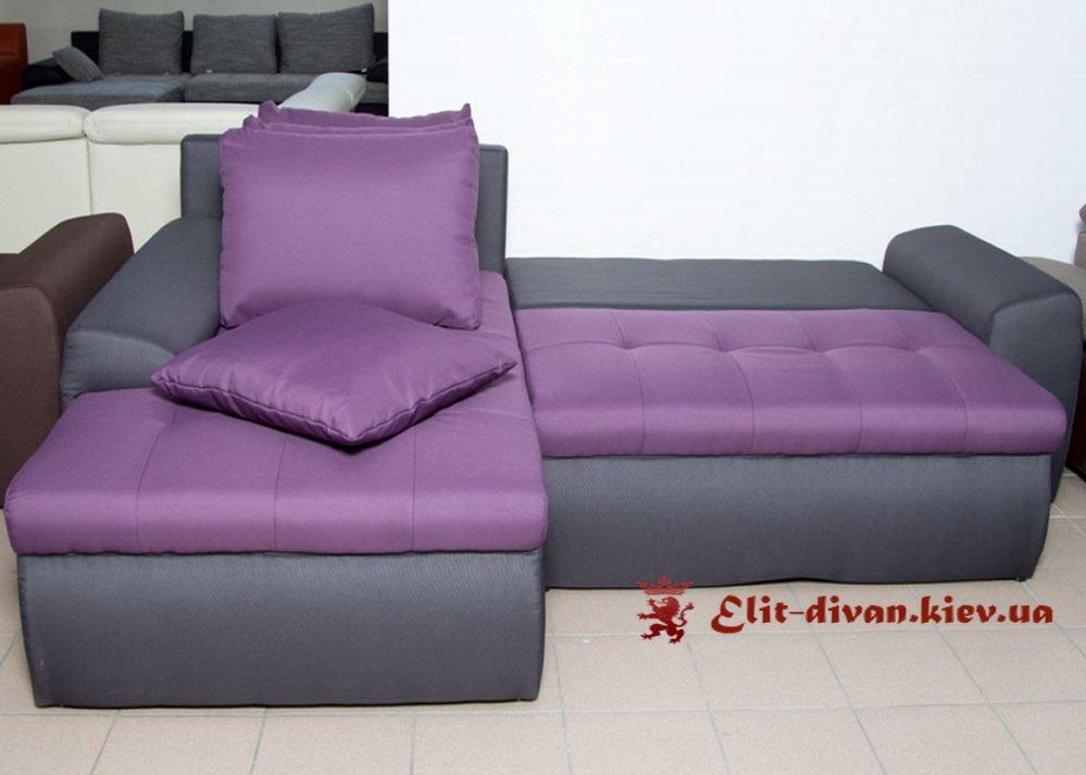 мягкая мебель сиреневого цвета под заказ