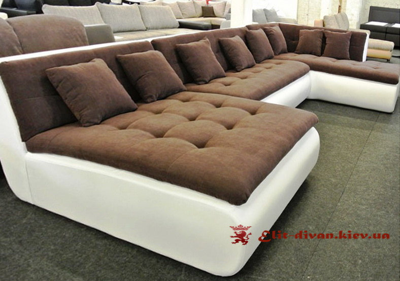 стильный диван модерн