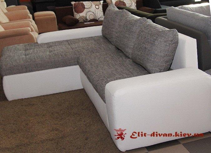 угловой прямой классический диван честер