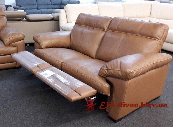 двойной диван с реклайнером