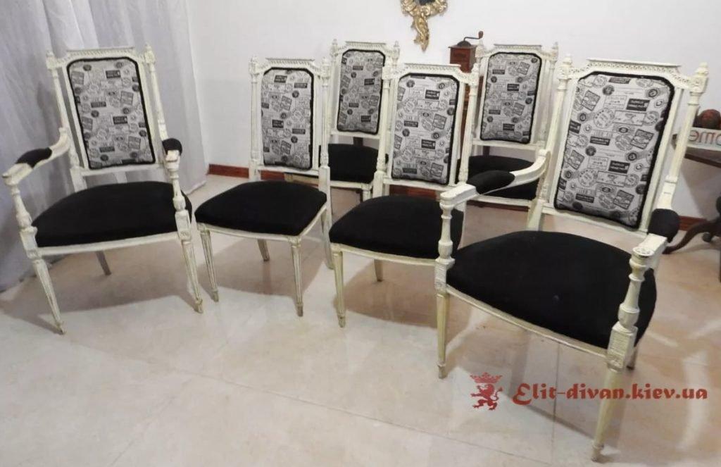 классические стулья на заказ Киев