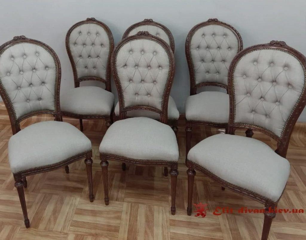стулья по индивидуальному проекту под заказ в Киеве