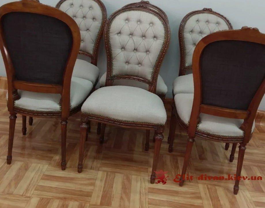 элитные стулья на заказ