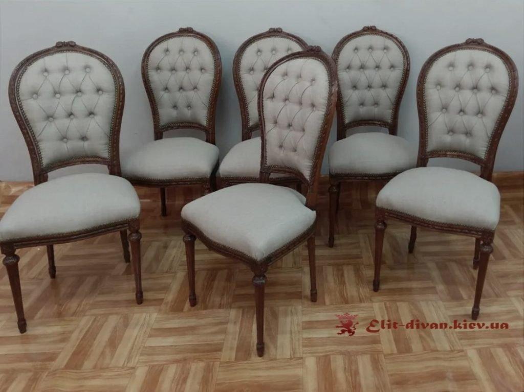 заказать изготовление стульев