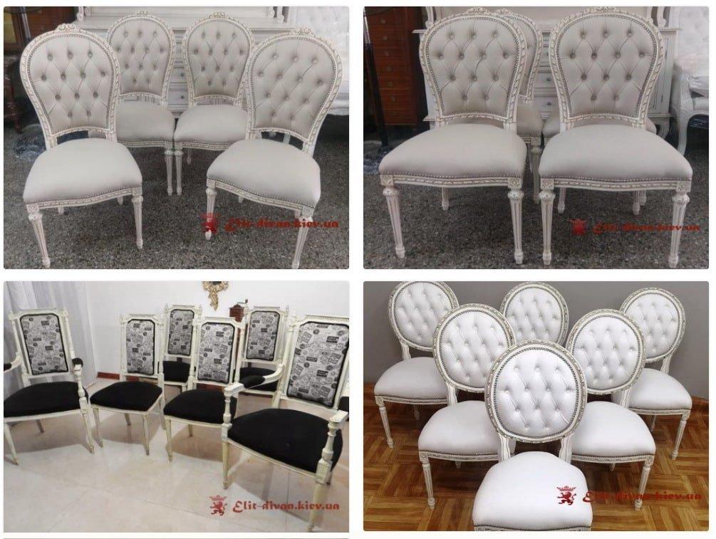 мягкие стулья для кафе на заказ