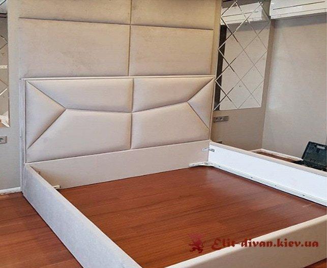 металлическая кровать на заказ