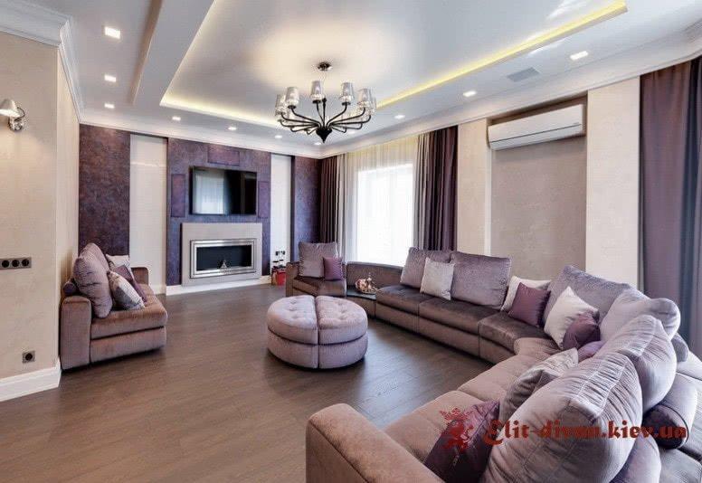 фотографии красивых угловых диванов