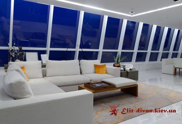 проекты угловых диванов под заказ Киев