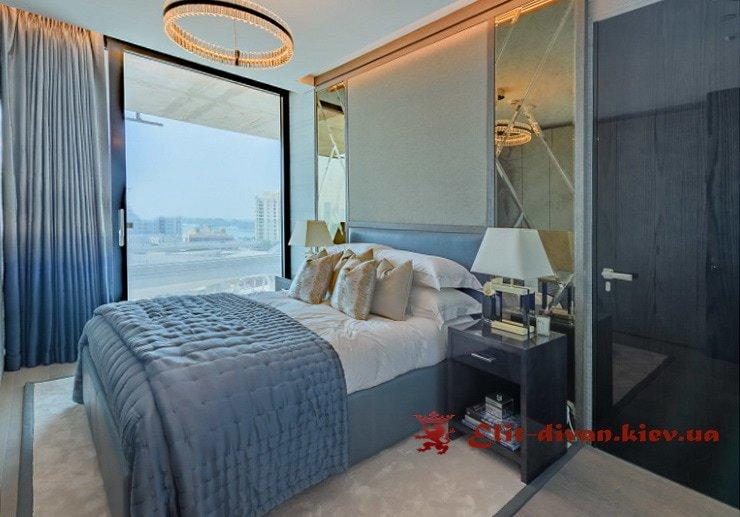 дизайнерская спальня на заказ в КИее