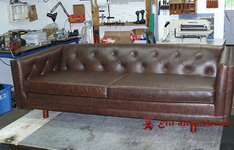 мягкая мебель под заказ