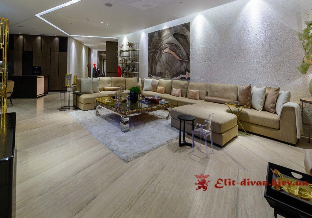 мягкая мебель в гостиную на заказ