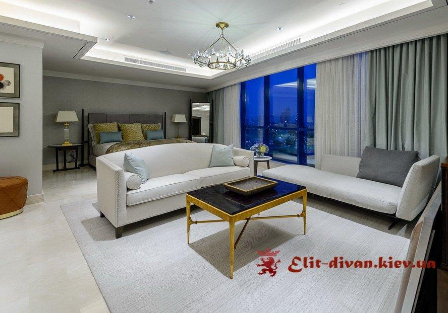 изготовление мягкой мебели в гостиную на заказ Борисполь