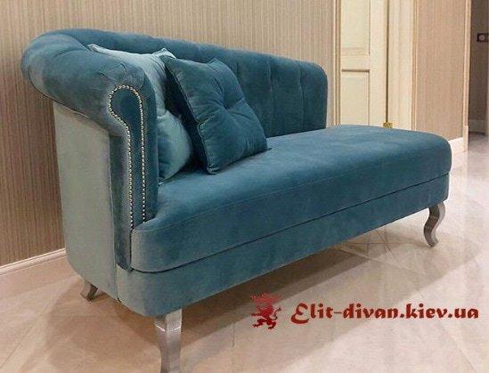прямой диван для прихожей под заказ