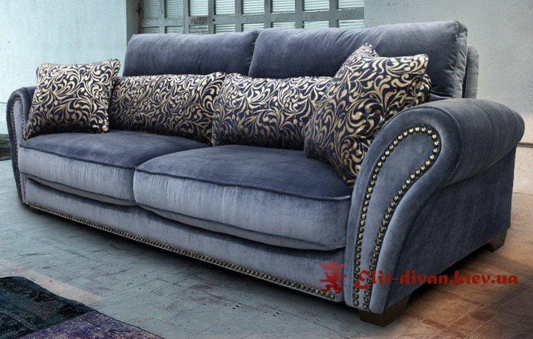 мягкая мебель на заказ для пентхауса в Киеве