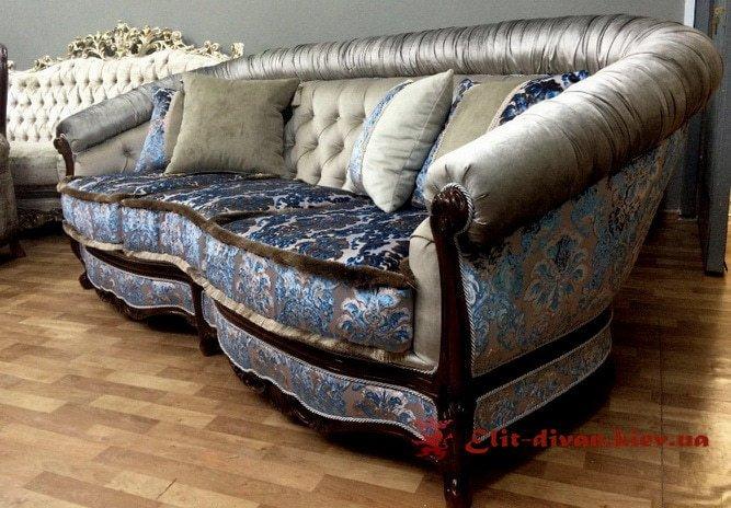 диван под старину