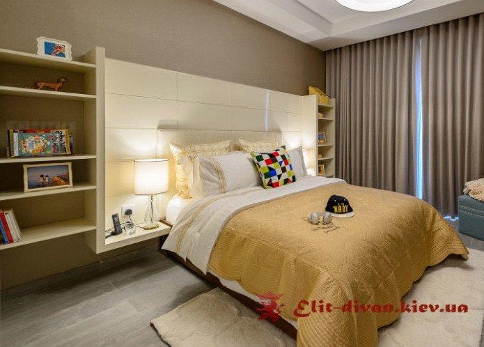 дизайн дизайнерских кроватей на заказ