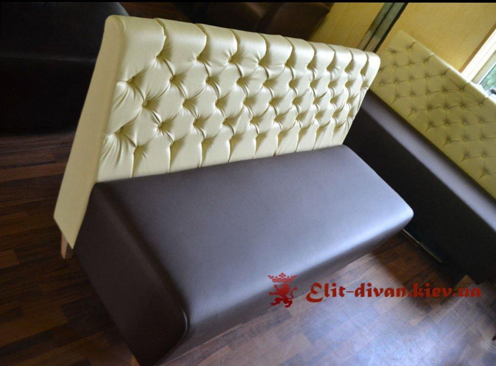 элитные диваны в кафе на заказ