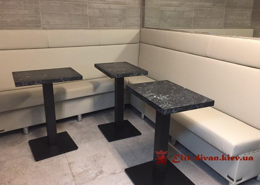 диваны и столы для ресторанов
