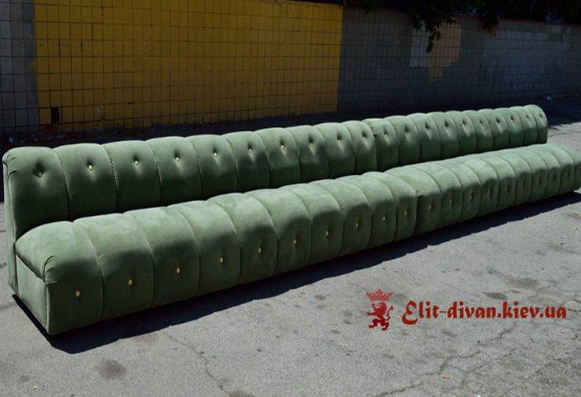 диван для бара на заказ