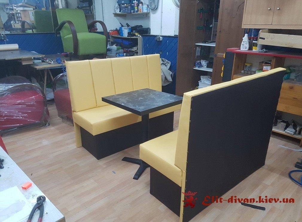 диван в кафе под заказ Борисполь