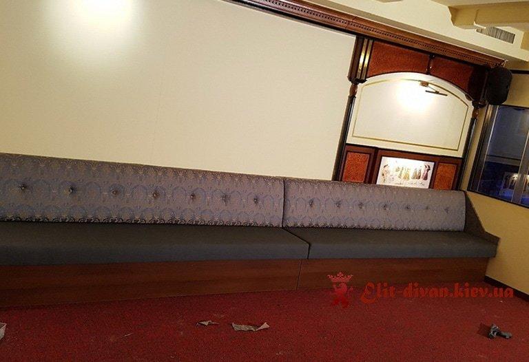 авторские диваны для кафе на заказ Ирпень
