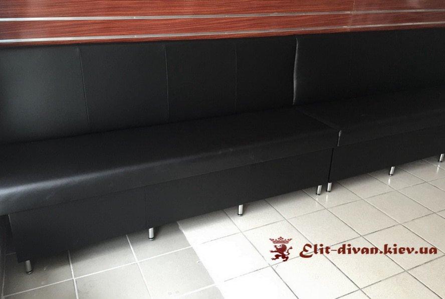 мягкая красная мебель для кафе красного цвета Вишневое