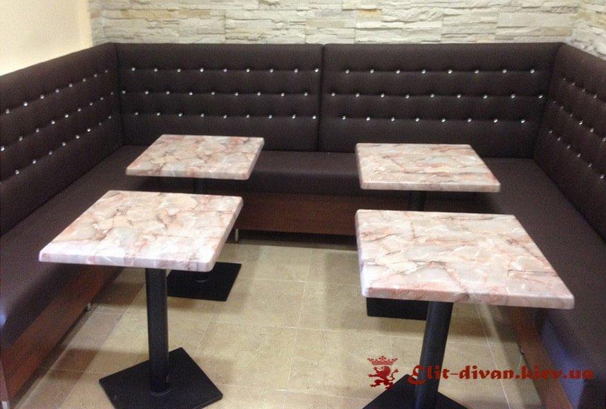 красивые диваны для кафе по заказ