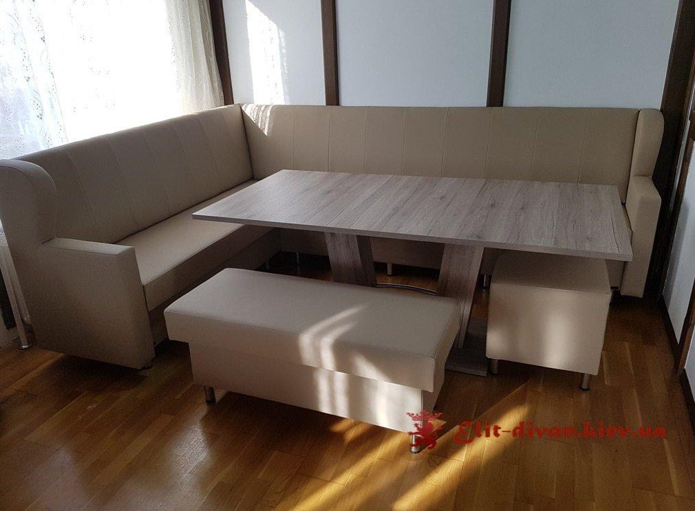 мягкая мебель для ресторана под заказ Вишневое