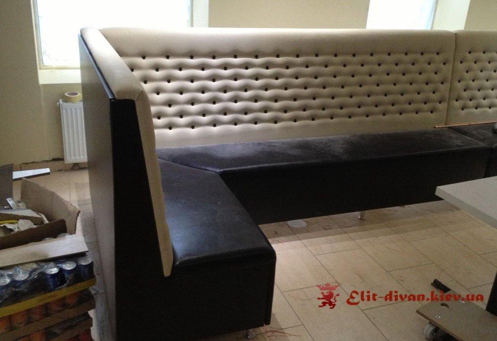 мягкая мебель для ресторана Вишневое
