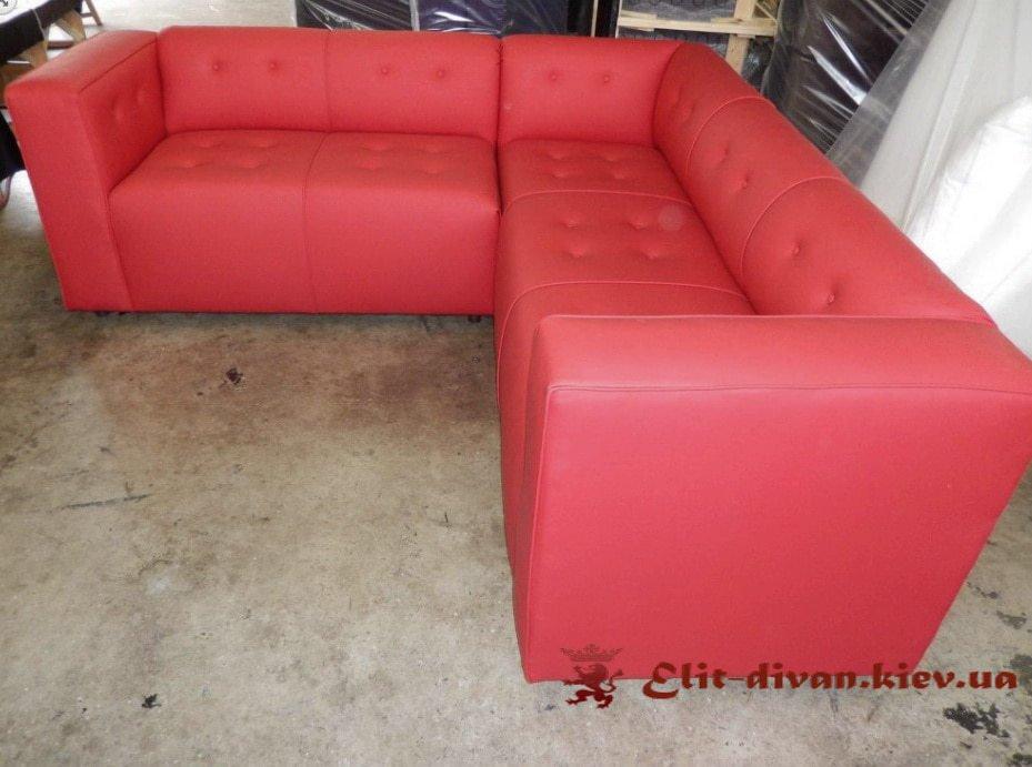 заказать изготовление углового дивана