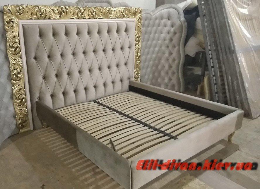 кровать в элитную квартиру на заказ в Киеве
