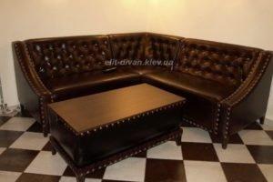 Кожаная мебель от производителя
