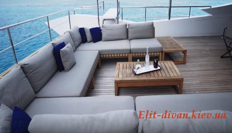 мебель для катеров под заказ