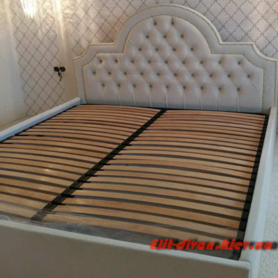 авторская кровать на заказ Бышев