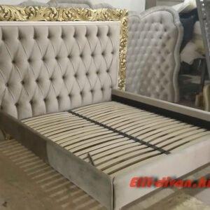авторская кровать на заказ Борщаговка