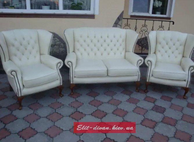 кресла и диван барокко