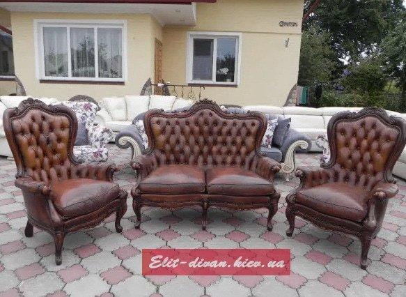 продажа мебели барокко