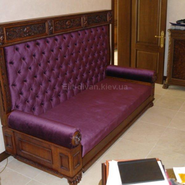 фотографии диванов классицизм