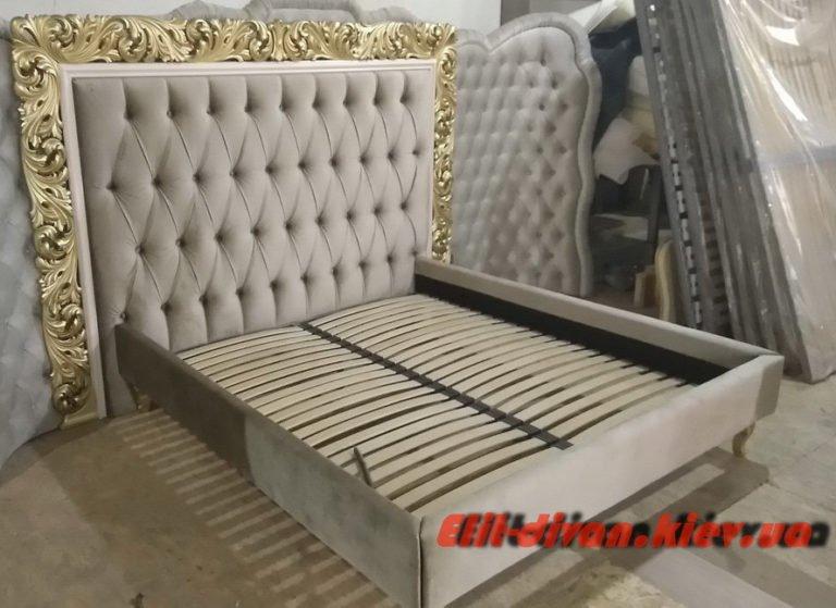 дорогая итальянская кровать под заказ