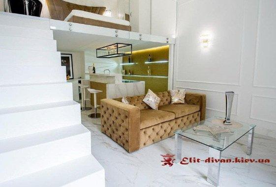 производство элитных диванов Киев