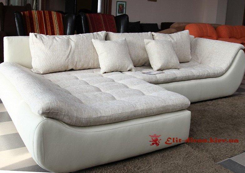 радиусный итальянский диван под заказ