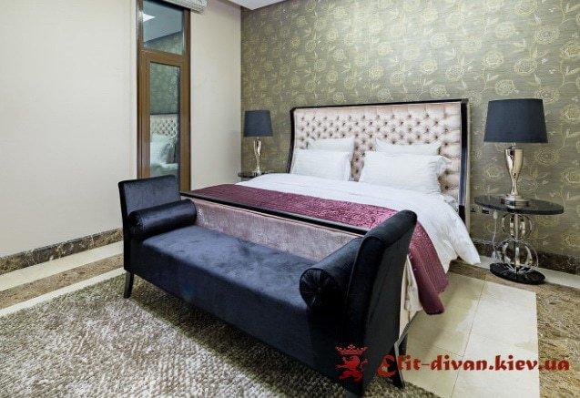 кровать в итальянском стиле под заказ
