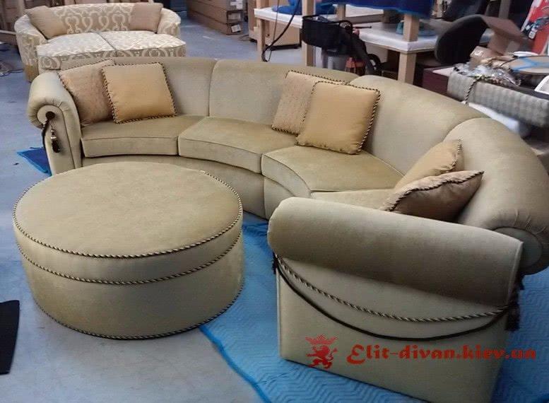 заказать изготовление дивана Проспект подебы