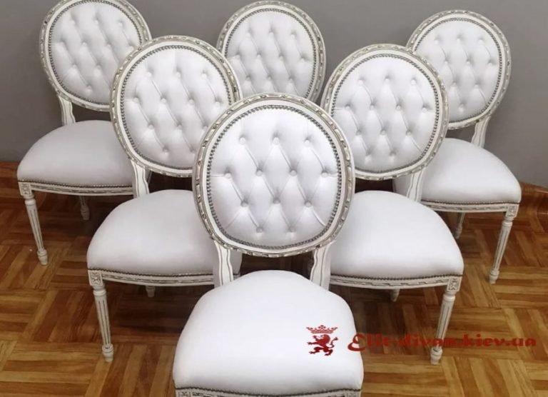 гарнитур элитных стульев