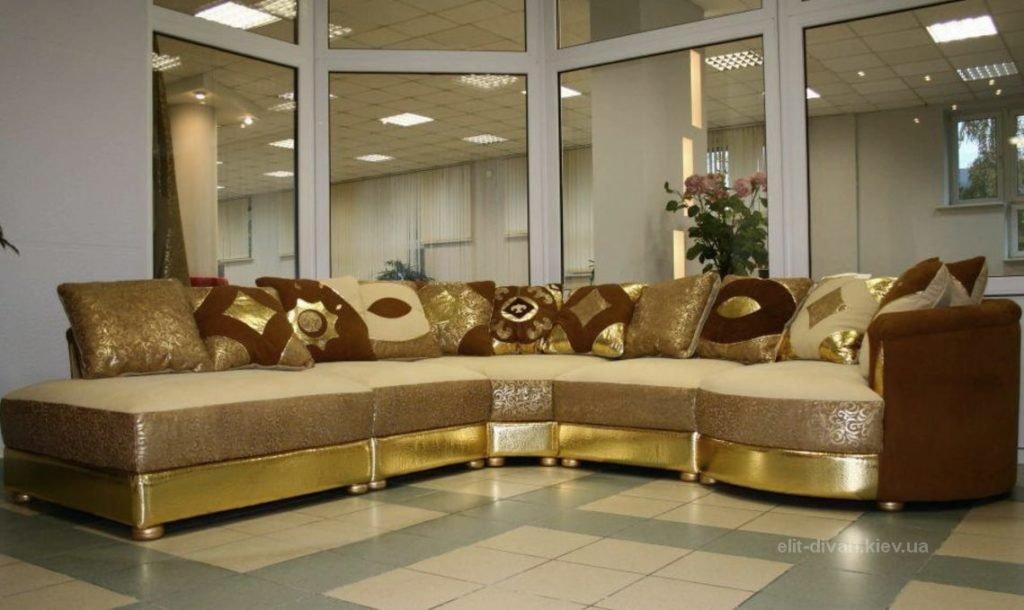 большой офисный диван на заказ